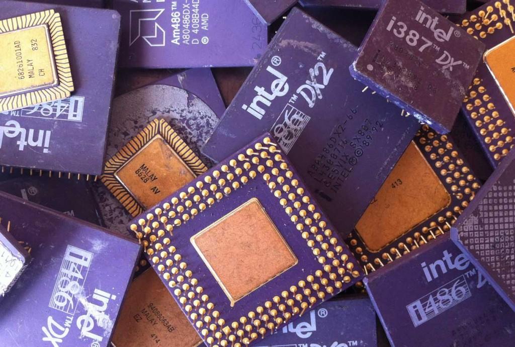 Cerámica CPU + - 70,00 € / kg