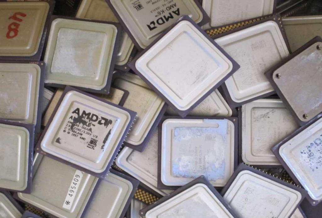 Cerámica CPU con tapa de aluminio - 25,00 € / kg