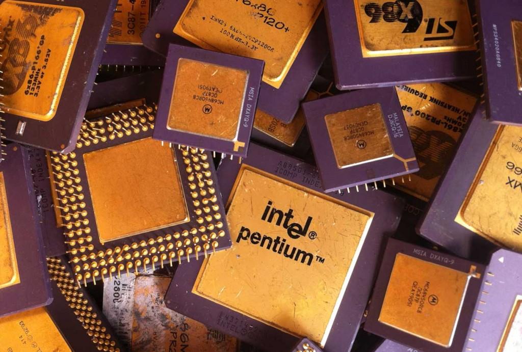 Cerámica CPU goldcap - 65,00 € / kg