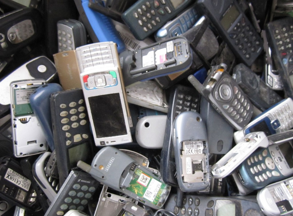 Cell phones  / Smartphones - 3,50 € / kg