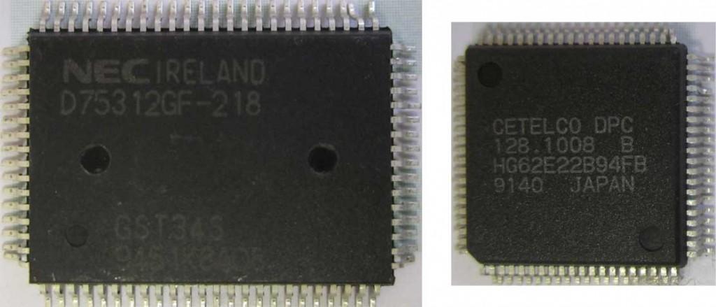 ICs de plástico, técnica SMD - 3,00 € / kg