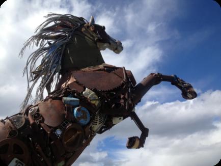 iron-horse mini
